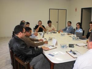Reunião negociação SIMADI x SINDICOMP