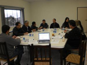 Reunião negociação SIMADI x SINDICOMP dia 21/07/2011