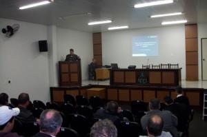 Palestra Análise Estratégica do Setor de Painéis e Madeira Maciça