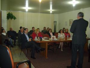 Jantar Reunião Diretoria | 16/07/13
