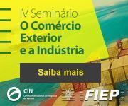IV Seminário O Comércio Exterior e a Indústria