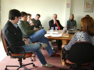 Reunião Negociação CCT | 25/05/12