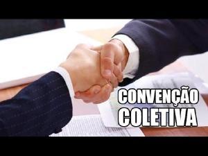 Convenções coletivas