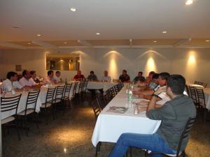 Reunião do Segmento de Reforma de Pneus
