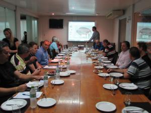 Reunião do Segmento de Reforma de Pneus em Cascavel