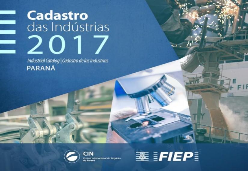 Cadastro das Indústrias 2017