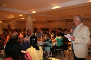 Jantar de Confraternização 2012