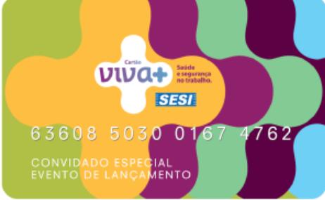 Cartão VIVA+