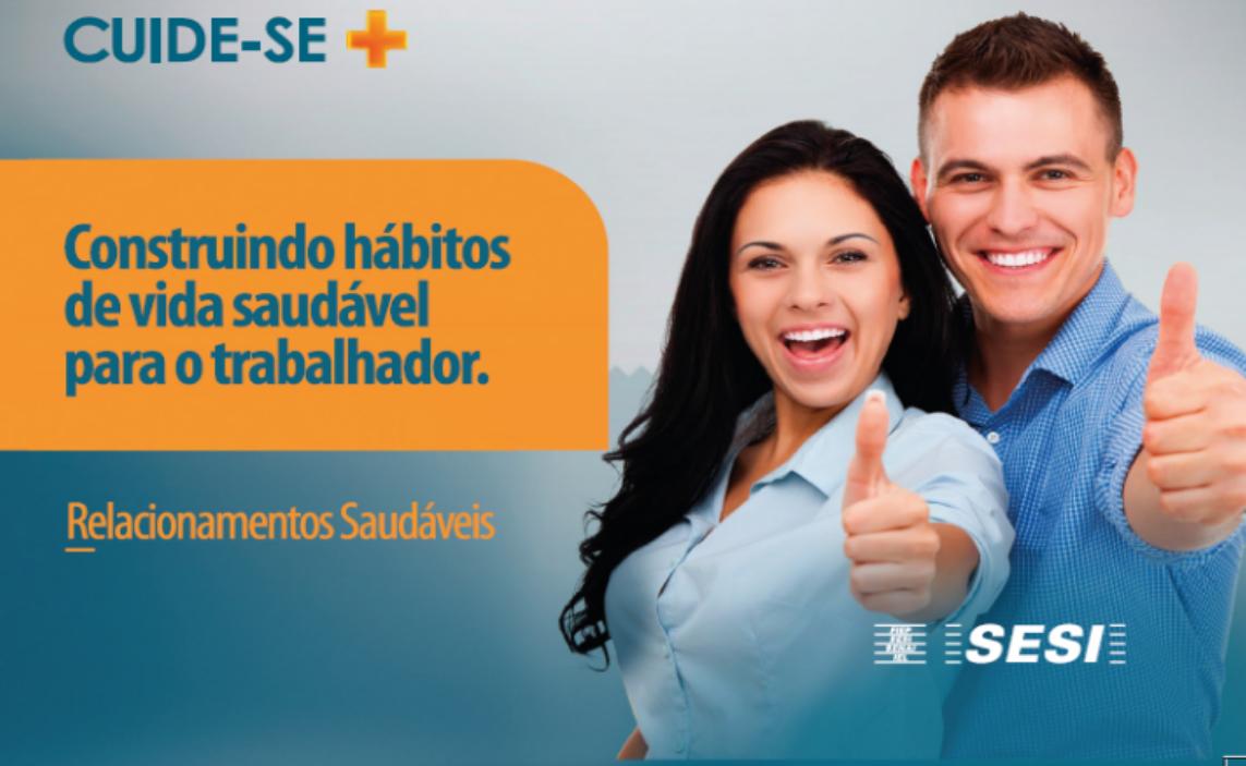 SESI -  Flyers de Saúde