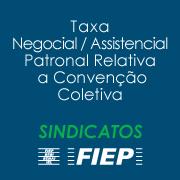Taxa Negocial / Assistencial
