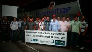 Caravana FIMMA 2013