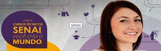 Cursos Técnicos SINDIMATE em parceria com SESI/SENAI