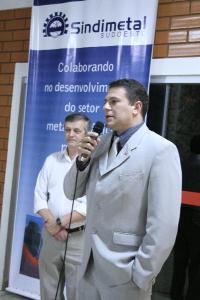 Evandro Néri é o novo presidente do Sindimetal Sudoeste