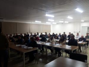 Curso gestão sustentável 05/09/2018