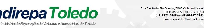 Sindirepa Toledo 25 anos