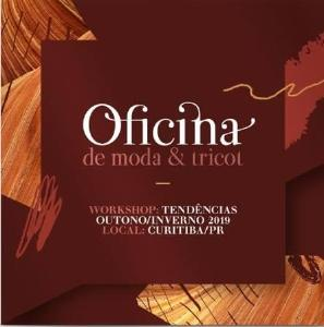OFICINA DE MODA E TRICOT 2018