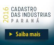 Cadastro das Indústrias 2016