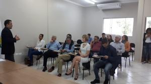 Café da Manhã - Desenvolvimento Regional - Casa da Indústria Cascavel - 24/07/2018