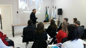 Palestra sobre Marketing Digital  - 20/06/2018, na Casa da Indústria de Cascavel
