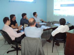 Reunião sobre Planejamento Estratégico